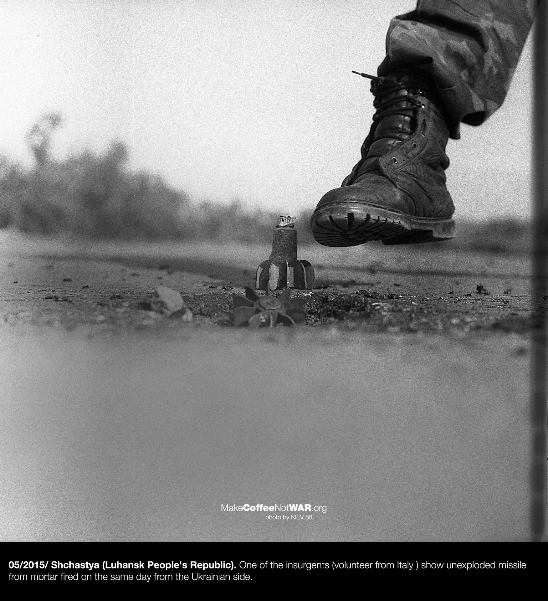 A little bit of photography from Ukrainian war by analog KIEV 88.